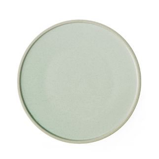 Picture of Soho Round Plate Limestone 200mm