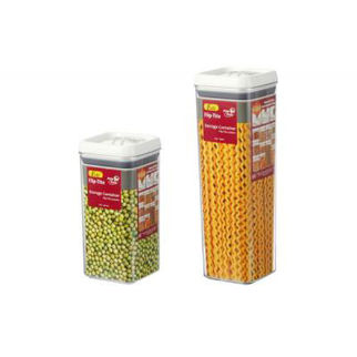 Picture of Square Spaghetii Canister 1900l