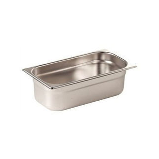 Picture of SS Steam Pan GN 1/3 325*176*100mm