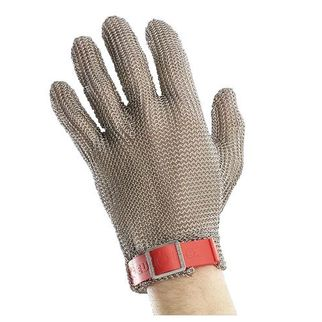 Picture of Stainless Steel Chain Mesh Glove Large
