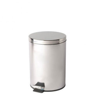 Picture of Stainless Steel Pedal Bin 12L