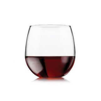 Picture of Stemless Red Wine Glasses- 16.5oz, 4 piece set