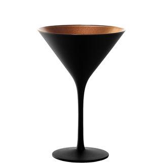 Picture of Stolzle Olympic Cocktail Glass Matt Black/Bronze 240ml