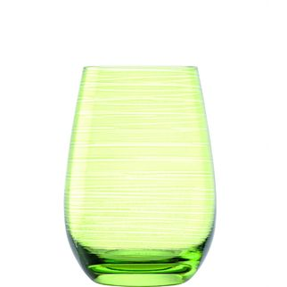 Picture of Stolzle Twister Tumbler Green 470ml