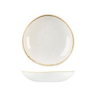 Picture of Stonecast Organic Round Bowl Barley White 253mm 1100ml
