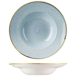 Picture of Stonecast Soup Pasta Bowl 240mm Duck Egg Blue