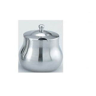 Picture of Sugar Bowl 18/8 Stainless Steel 375ml Regal