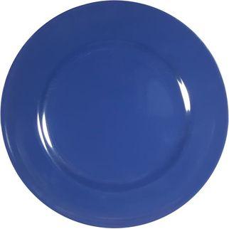 Picture of Superware Melamine Round Plate Rim 165Mm Dark Blue