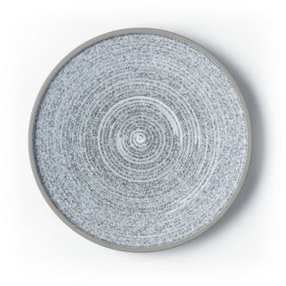 Picture of Tablekraft Soho Round Plate Effect 255mm
