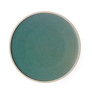 Picture of Tablekraft Soho Round Plate Mint Green 255mm