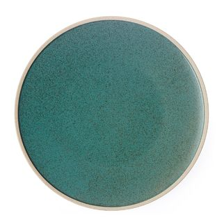 Picture of Tablekraft Soho Round Plate Mint Green 285mm