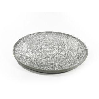 Picture of Tablekraft Soho Round Platter Effect 330mm