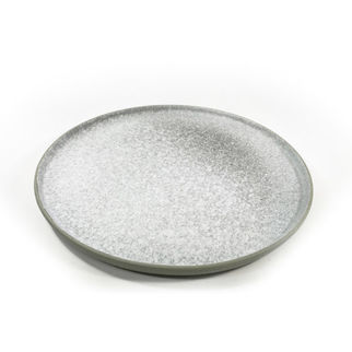 Picture of Tablekraft Soho Round Platter Pure 330mm