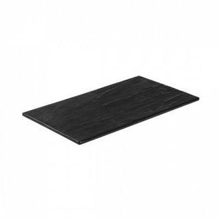 Picture of Taroko Platter Rectangular Black 375mm