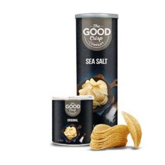 Picture of TGCC Black Label Sea Salt Chips 45g