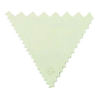 Picture of Thermo Comb Triangle Scraper 93x83mm