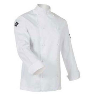 Picture of Traditional Chefs Jacket White Long Sleeve Small