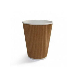 Picture of Triple Brown Kraft Cup 90x58x137mm