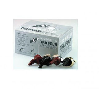 Picture of Tru Pour 30ml 12 Pack 30ml Gold Burgundy