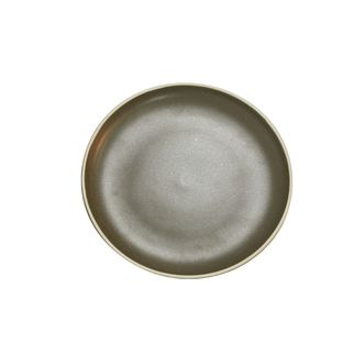 Picture of Urban Round Coupe Plate Dark Grey 200mm