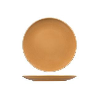 Picture of Vintage Coupe Plate 240mm Beige