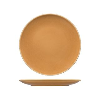 Picture of Vintage Coupe Plate 270mm Beige