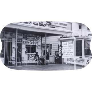 Picture of Vintage Tray Corner Store 450 x 230mm