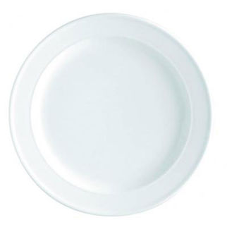 Picture of Vitroceram Narrow Rim Round Plate 230mm