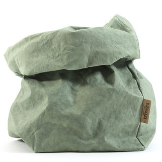 Picture of Washable Paper Bag Sage