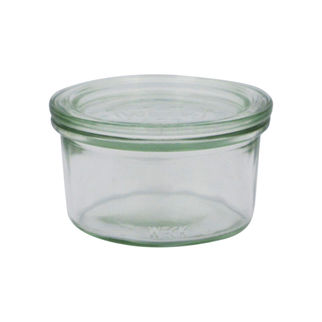 Picture of Weck Glass Jar 740 290ml w/lid (no seal no clamps)