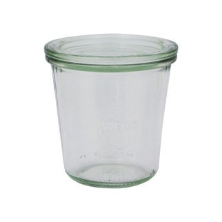 Picture of Weck Glass Jar 900 290ml w/lid (no seal no clamps)