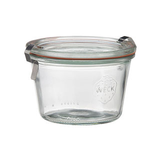 Picture of Weck Glass Jar 080 80ml w/lid (no seal no clamps)
