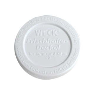 Picture of Weck Keep Fresh Plastic Covers D60mm 5pack