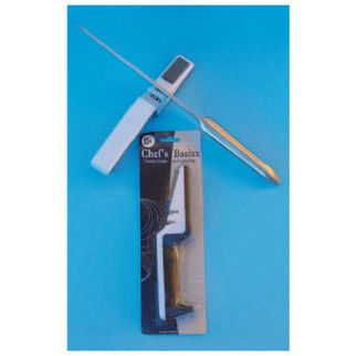 Picture of White Plastic Knife Sharpener
