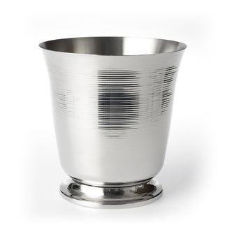 Picture of Wine Bucket Ribbed Effect 18/10 1 bottle