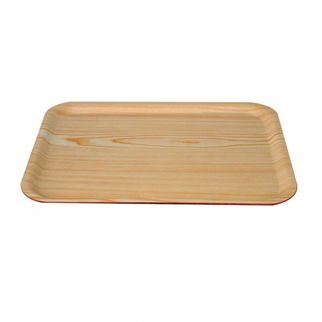 Picture of Wood Tray Rectangle birch