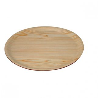 Picture of Wood Tray Round birch 370mm