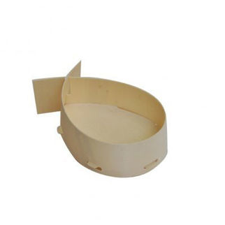 Picture of Wooden Fish Server 110 x 75mm