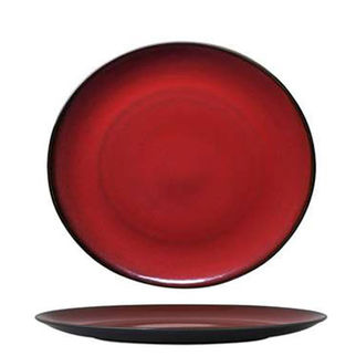Picture of Crimson Round Coupe Plate 265mm
