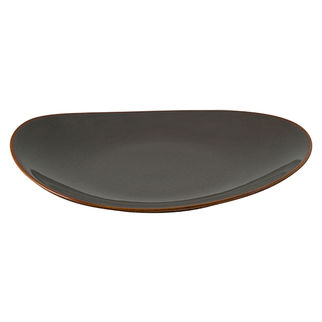 Picture of Luzerne Tira Oval Coupe Plate 185 X 155mm