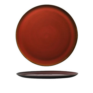 Picture of Luzerne Pizza Plate 320mm Crimson