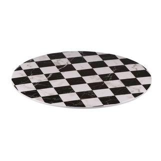 Picture of Ryner Melamine Display Round Checkboard