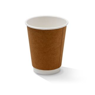 Picture of Coffee Cup 12oz DW Cup/ Kraft