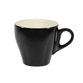 Picture of Brew Onyx and White Long Black Cup 220ml