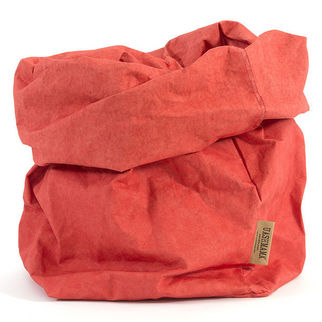 Picture of Washable Paper Bag Coral