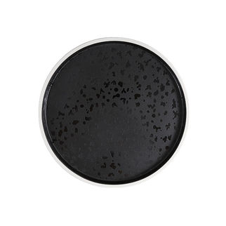 Picture of Zicco Dusk Round Tray black and white 250 x 18mm
