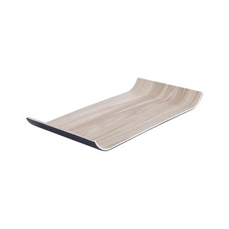 Picture of Zicco Echo Tray Black and Birch 325 x 176mm