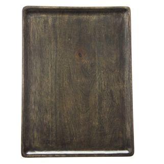 Picture of Mangowood Board Rectangular430 x 250mm Dark