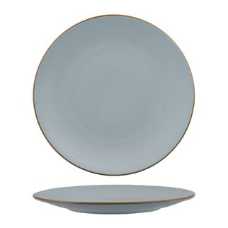Picture of Zuma Bluestone Round Coupe Plate 285mm
