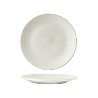 Picture of Zuma Frost Round Plate Ribbed 210mm